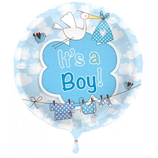 Ballon jongen geboren Its a Boy