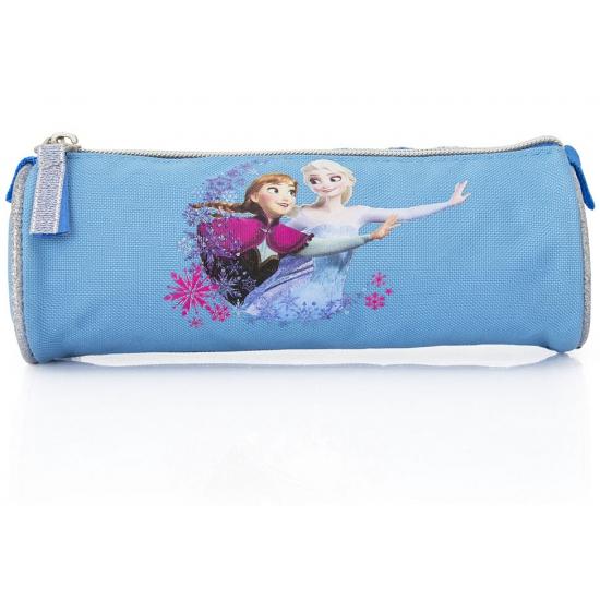 Blauwe etui Anna en Elsa