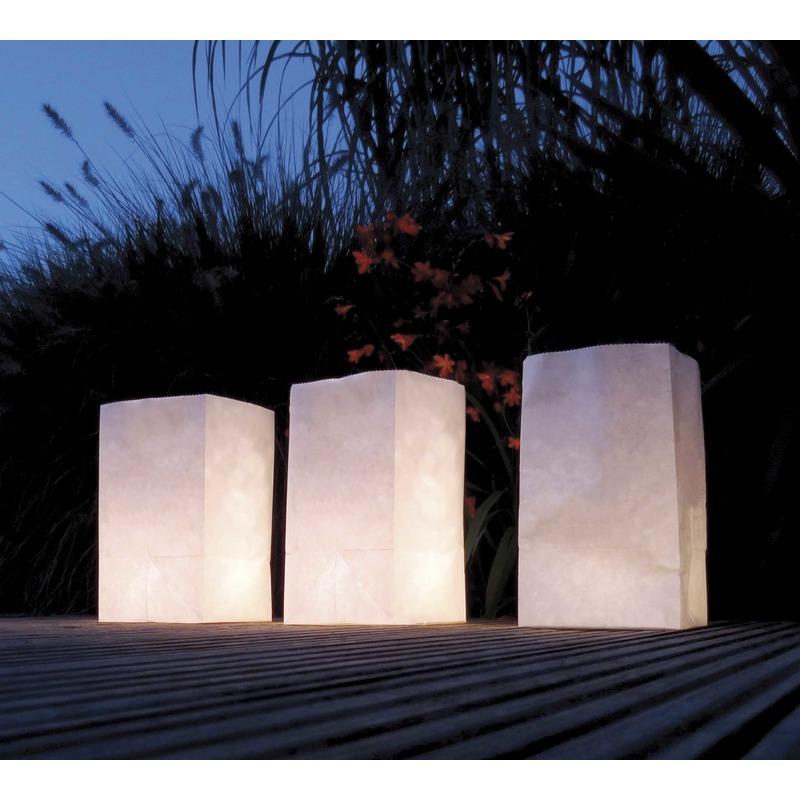 Candle Bags set  26 cm (bron: Funenfeestwinkel)