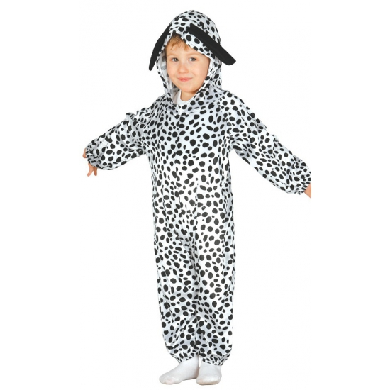 Dalmatier kostuum baby's (bron: Funenfeestwinkel)