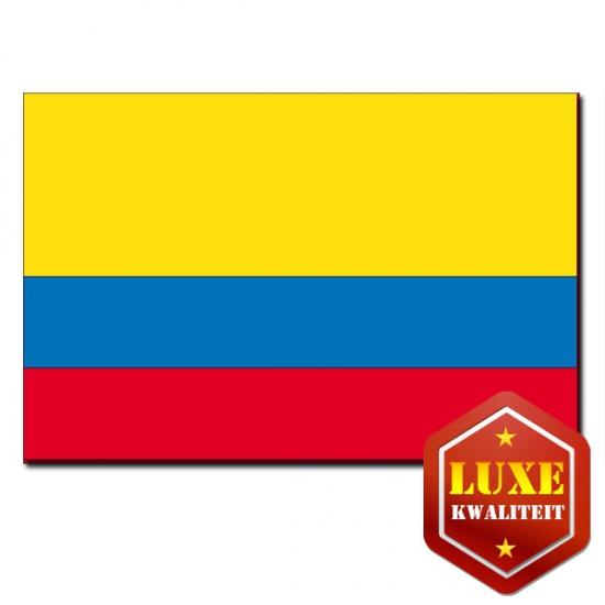 Ecuador vlaggen goede kwaliteit