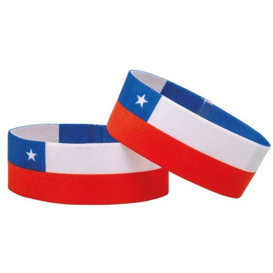 Fan armband Chili