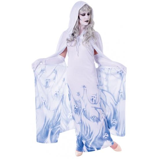 Geesten jurk voor dames (bron: Funenfeestwinkel)