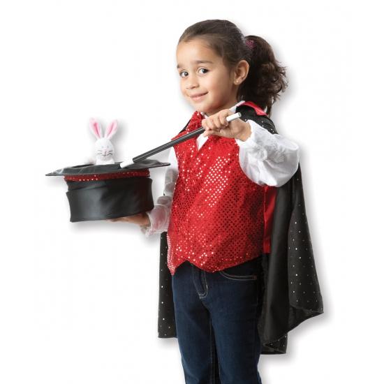 Goochelaar verkleedset voor kinderen