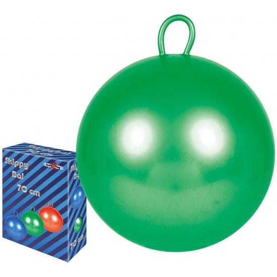 Grote groene skippybal 70 cm