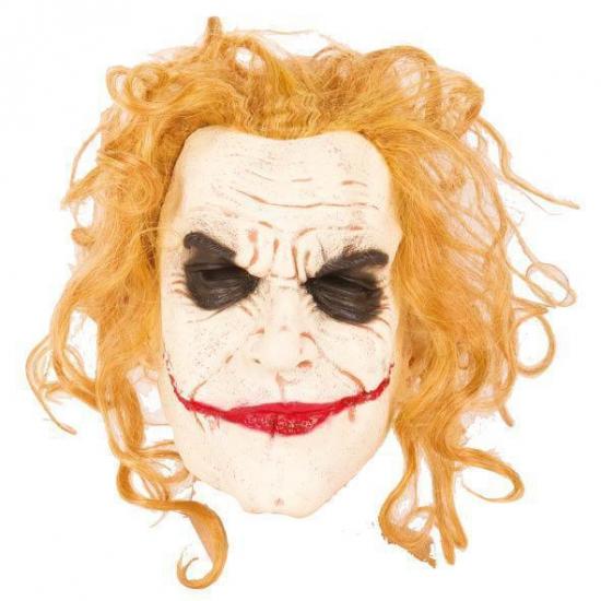 Halloween masker enge jokers monster (bron: Funenfeestwinkel)