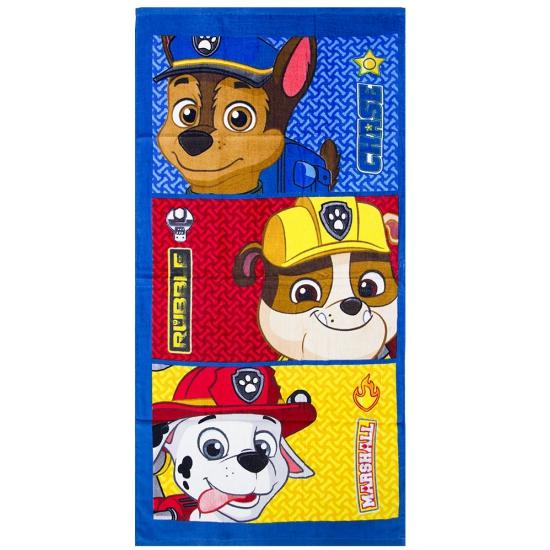 Handdoek Paw Patrol 140 x 70 cm thumbnail
