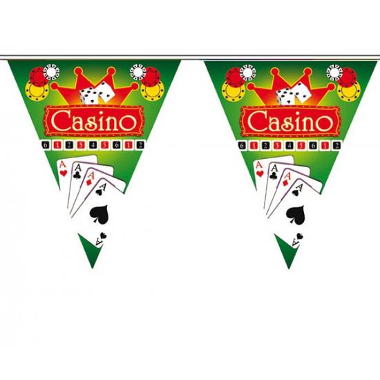 Hollywood thema vlaggenlijn Casino (bron: Funenfeestwinkel)