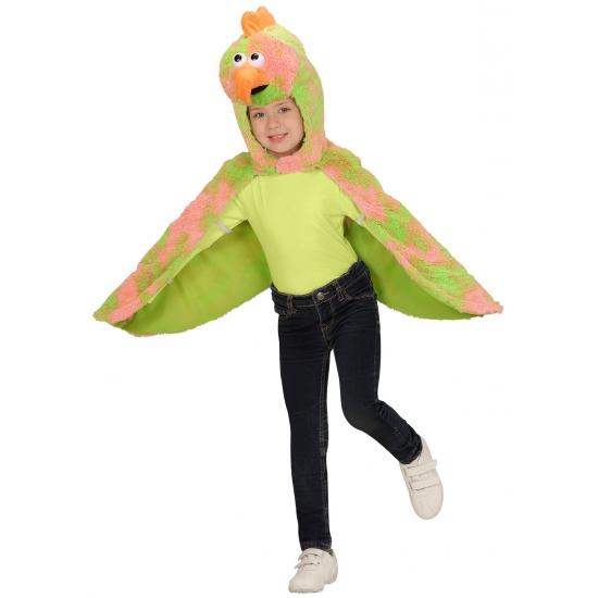 Kanarie kostuum voor peuters (bron: Funenfeestwinkel)