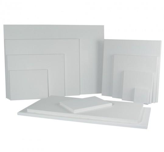 Katoenen schildersdoek 40 x 50 cm