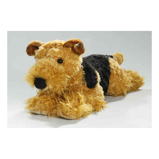 Knuffel hond fox terrier 40 cm