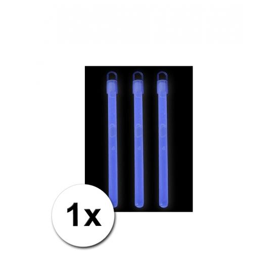 Lichtgevende breaklights glowstick blauw