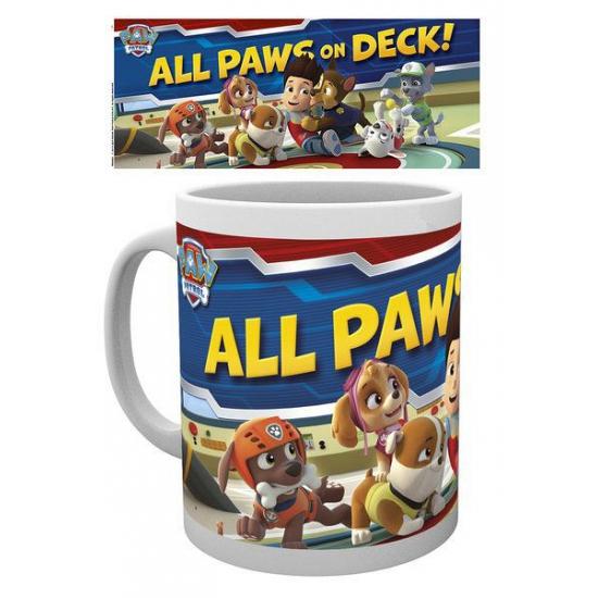 Mokken Paw Patrol All paws on deck! thumbnail
