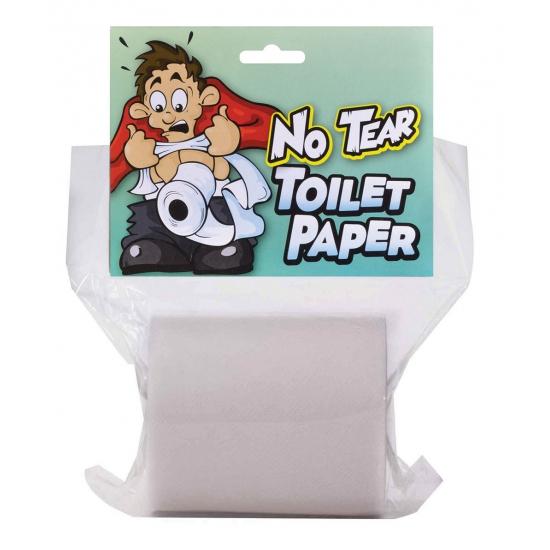 Niet af te scheuren WC papier (bron: Funenfeestwinkel)