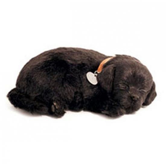 Perfect Petzz Labrador knuffel hond zwart