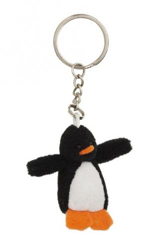 Pinguin sleutelhangertje 6 cm
