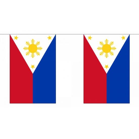 Polyester filipijnen vlaggenlijn