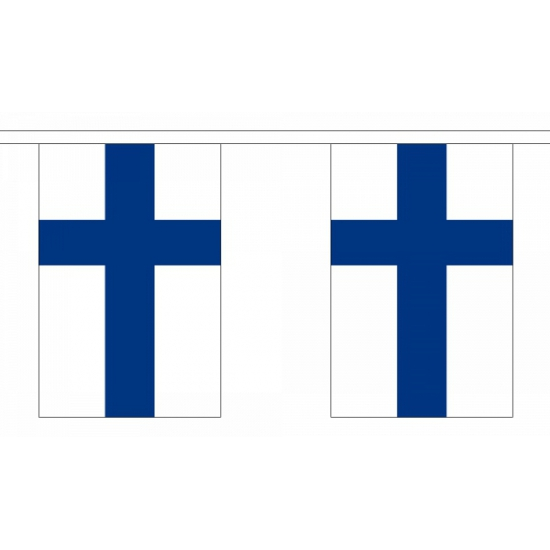Polyester finland vlaggenlijn (bron: Funenfeestwinkel)