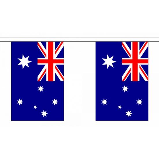 Polyester vlaggenlijn Australie