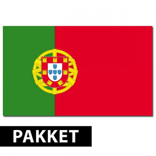 Portugese versiering pakket