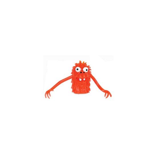 Rood monster vingerpopje