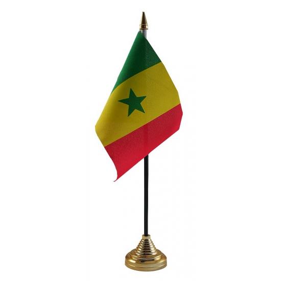 Senegal tafelvlaggetje