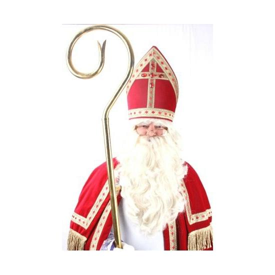 Sinterklaas baardset deluxe thumbnail