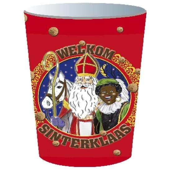 Sinterklaas bekers van karton thumbnail