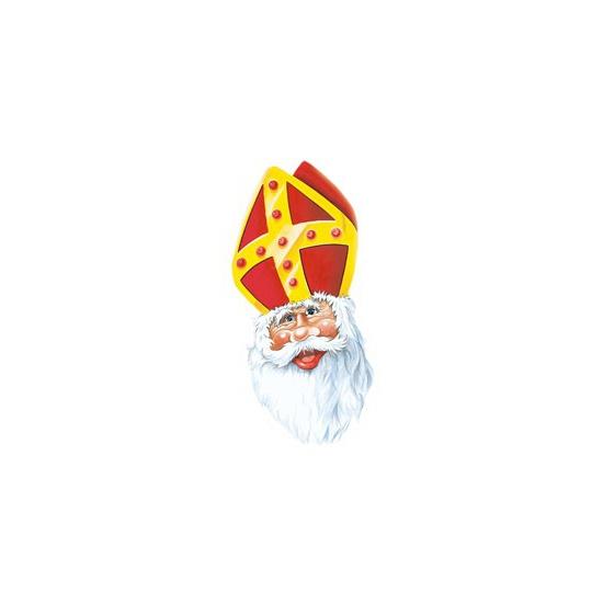 Sinterklaas maskers van karton thumbnail