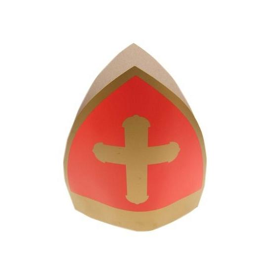 Sinterklaas mijter voor kinderen thumbnail