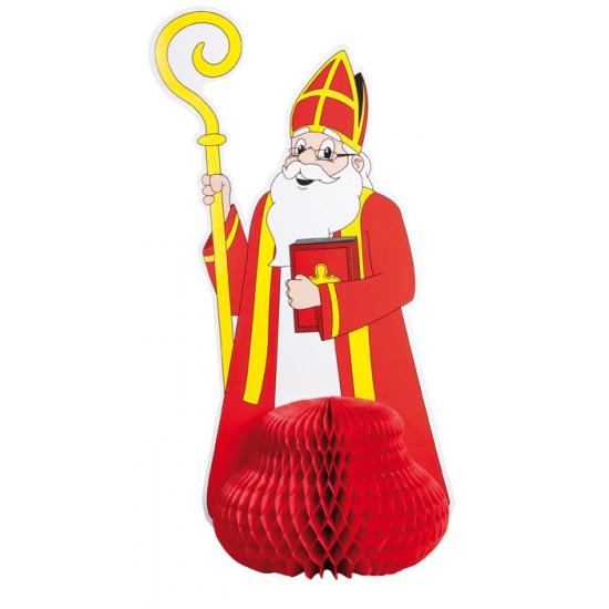 Sinterklaas vouwdecoraties 47 cm thumbnail