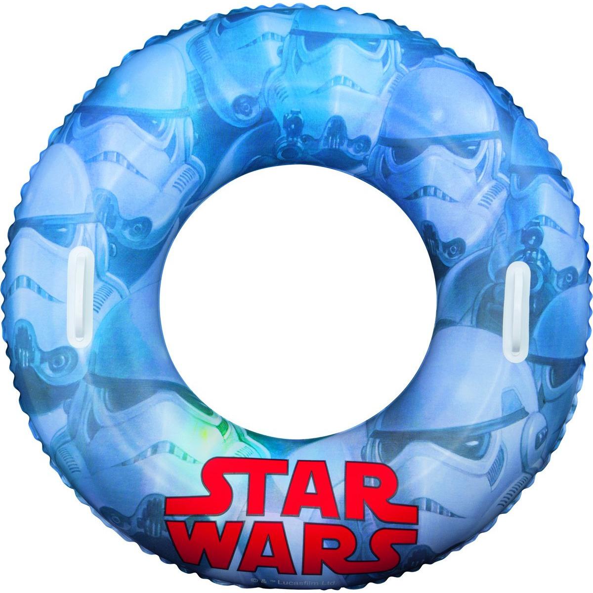 Star Wars zwemband licht blauw