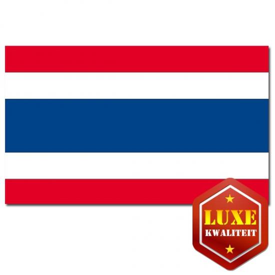 Thaise vlaggen goede kwaliteit (bron: Funenfeestwinkel)
