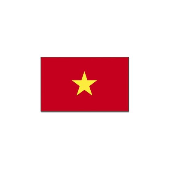 Vietnamese vlag 90x150 cm