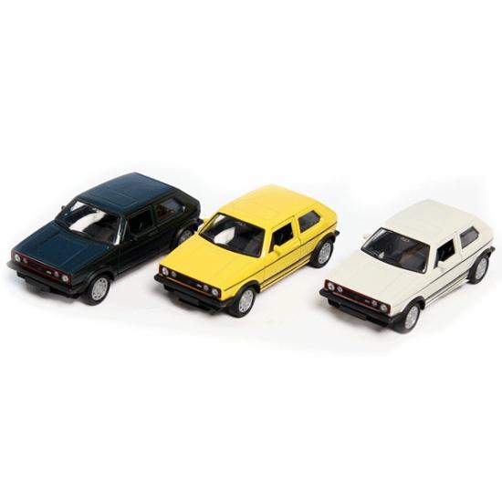 Volkswagen Golf I GTI (bron: Funenfeestwinkel)