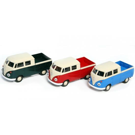 Volkswagen pick up bus (bron: Funenfeestwinkel)