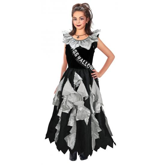 Zombie jurk voor meisjes (bron: Funenfeestwinkel)