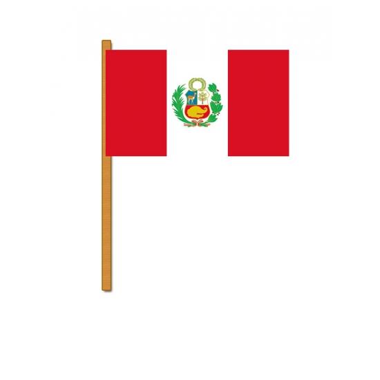 Zwaaivlaggetje van Peru