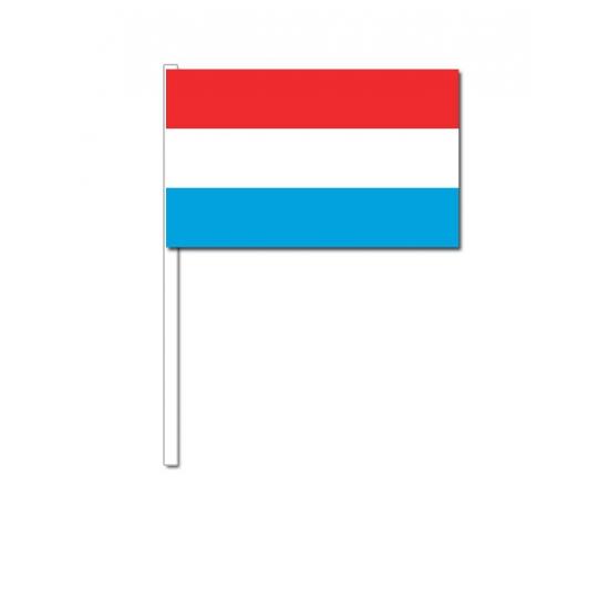 Zwaaivlaggetjes Luxemburg