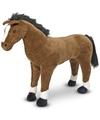 Paarden knuffel 99 cm knuffeldieren